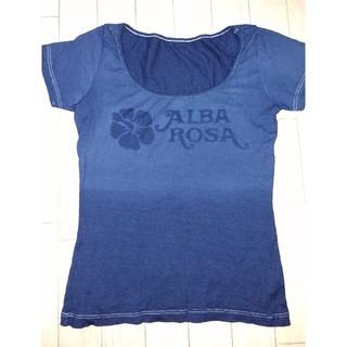 アルバローザ(ALBA ROSA)のアルバローザトップス(Tシャツ(半袖/袖なし))