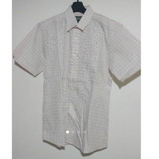 エディーバウアー(Eddie Bauer)の【Men's】Eddie Bauerのチェックシャツ(S)タバコ臭のためお安く(シャツ)