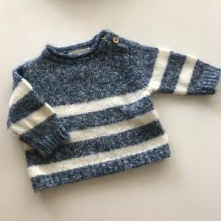 ザラ(ZARA)のZARA baby セーター(ニット/セーター)