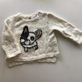 ザラ(ZARA)のZARA baby ニット(ニット/セーター)