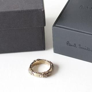 ポールスミス(Paul Smith)のeverest様専用 ポールスミス指輪 シルバー925 メンズ 箱付き(リング(指輪))