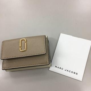 MARC JACOBS - MARC JACOBS 三つ折り財布 ミニウォレット