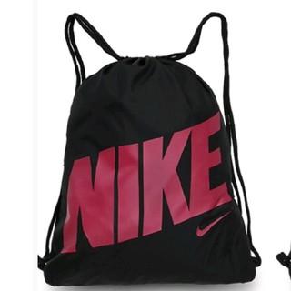 ナイキ(NIKE)のナイキ ナップサック ブラック/ピンク 新品♪ 1点(バッグパック/リュック)