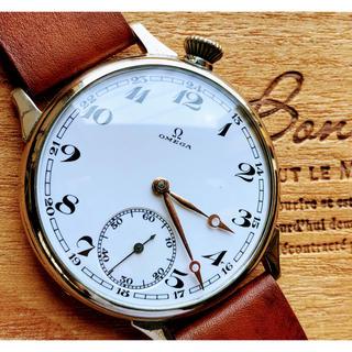 オメガ(OMEGA)の◆オメガ ★エナメルダイアル/ヴィンテージ/中古/アンティーク腕時計1920年代(腕時計(アナログ))