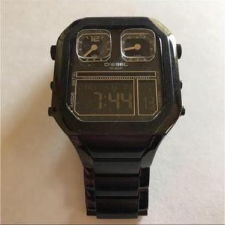 ディーゼル(DIESEL)のディーゼル デジアナ腕時計 DZ-7065 ずっしりと高級感あります!(腕時計(アナログ))