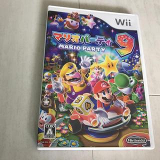 ウィー(Wii)のWii マリオパーティ 9(家庭用ゲームソフト)