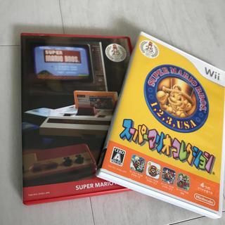 ウィー(Wii)のスーパーマリオ コレクション(家庭用ゲームソフト)