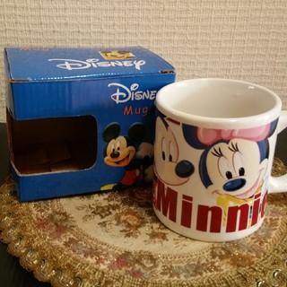 Disney - Disney♡ミッキーミニーのマグカップ♡