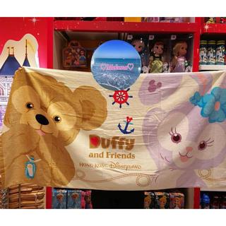 Disney - 香港Disney‼️新作✨バスタオル ダッフィーフレンズ♡