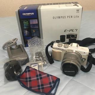 OLYMPUS - OLYMPUS E-PL7 レンズセット
