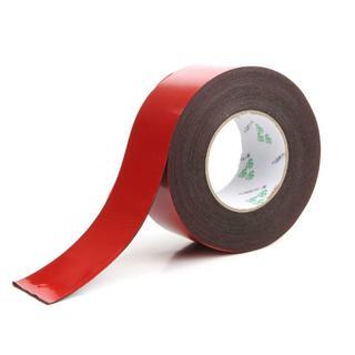 超強力 両面テープ 粘着テープ 60mm巾 1mm厚 10m巻 補修m-i39(店舗用品)