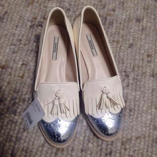 ランダ(RANDA)のRANDA✳︎オックスフォードシューズ(ローファー/革靴)