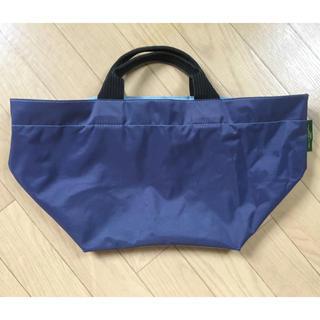 エルベシャプリエ(Herve Chapelier)のエルベシャペリエ 茄子紺ブルー×水色(トートバッグ)
