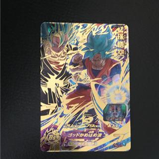 ドラゴンボール - 即発送 スーパードラゴンボールヒーローズ 孫悟空 ur ssgss