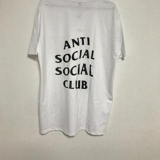 アンチ(ANTI)の AESSC Anti Social S  ocial Club Tシャツ(Tシャツ/カットソー(半袖/袖なし))