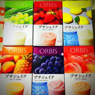 オルビス(ORBIS)のプチシェイク 選んで 9個(レトルト食品)