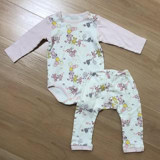 コンビミニ(Combi mini)のパジャマ 80㎝(パジャマ)
