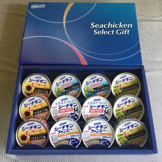 シーチキン 12缶セット 送料込み(缶詰/瓶詰)