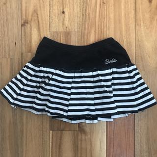 バービー(Barbie)のBarbie バービー キュロットスカート 130  女の子(スカート)
