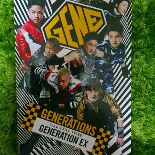 GENERATIONS - GENERATIONS 2ndアルバム GENERATION EX