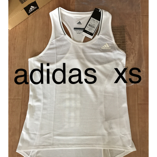 アディダス(adidas)のアディダス タンクトップ XS(タンクトップ)