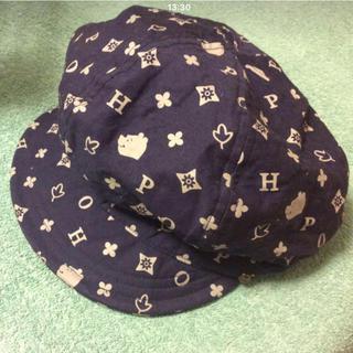 ディズニー(Disney)のディズニー 製   プーさん   ハンチング帽(ハンチング/ベレー帽)