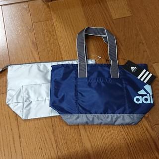 アディダス(adidas)のadidasアディダスランチトート(弁当用品)