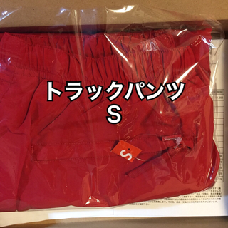 シュプリーム(Supreme)の赤S supreme Tonal Taping Track Pant トラックP(その他)