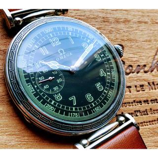 オメガ(OMEGA)のオメガOMEGA中古/メンズ/アンティークウォッチ手巻き機械式腕時計1920年代(腕時計(アナログ))