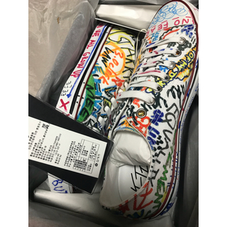 Balenciaga - 【世界数量限定】vetements コンバース らくがき grafiti