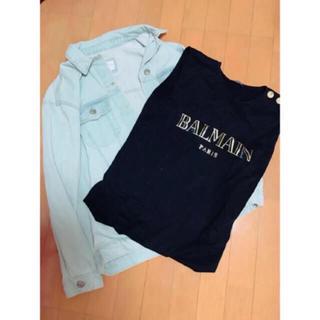 バルマン(BALMAIN)のバルマン(Tシャツ(半袖/袖なし))