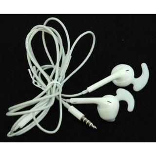 iPhone - イヤホン 中古品 耳にフィットするアダプタ―付き