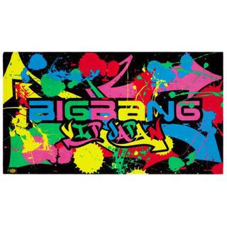 ビッグバン(BIGBANG)のVIP JAPAN 会員限定商品(BIGタオル)2013リニューアル前(K-POP/アジア)