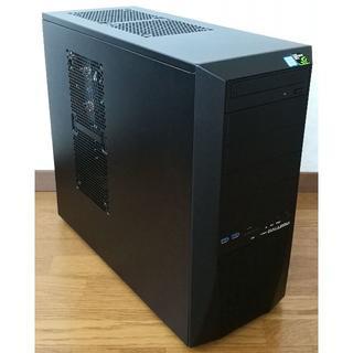ゲーミングPC/i7-7700/8GB/GTX1070/Win10(デスクトップ型PC)