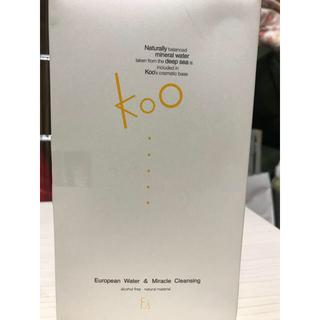☆新品☆ KOO プロフェッショナルスキンシリーズ(化粧水 / ローション)