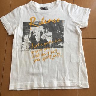 エンジニアードガーメンツ(Engineered Garments)のロニースコッツ 購入 キッズ御来光Tシャツ ネペンテス(Tシャツ/カットソー)