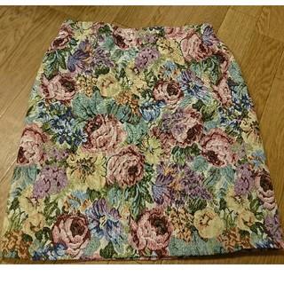シマムラ(しまむら)のタイトスカート(ひざ丈スカート)