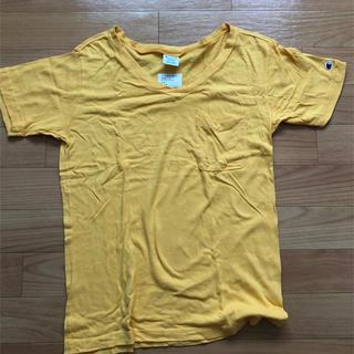 アバンリリー(Avan Lily)のAvanLily Chanpion コラボ Tシャツ(Tシャツ(半袖/袖なし))