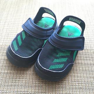 アディダス(adidas)のアディダス メッシュシューズ 13cm(スニーカー)