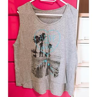 アバンリリー(Avan Lily)のノースリーブ(Tシャツ(半袖/袖なし))