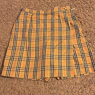 バーバリー(BURBERRY)のバーバリー☆スカートに見えるキュロット☆150(キュロット)