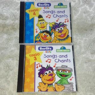 ベルリッツ英語教材 歌 CD (キッズ/ファミリー)