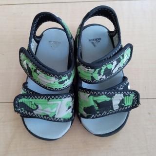 アディダス(adidas)のアディダス キッズ サンダル 13cm(サンダル)