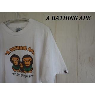 アベイシングエイプ(A BATHING APE)のアベイシングエイプ  Tシャツ A BATHING APE(Tシャツ/カットソー(半袖/袖なし))
