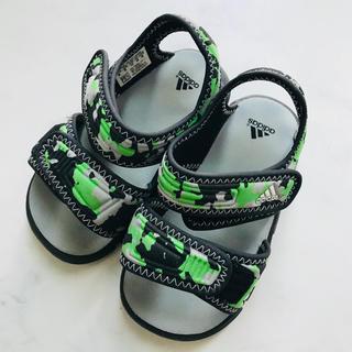 アディダス(adidas)のadidas サンダル アディダス キッズベビー 14cm(サンダル)