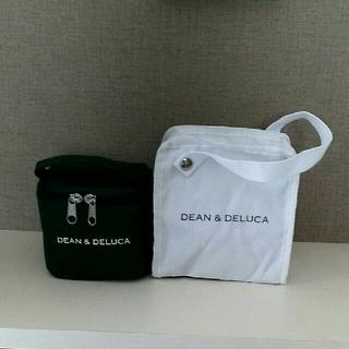 ディーンアンドデルーカ(DEAN & DELUCA)のGLOW 付録 DEAN&DELUCA 保冷バッグ(その他)