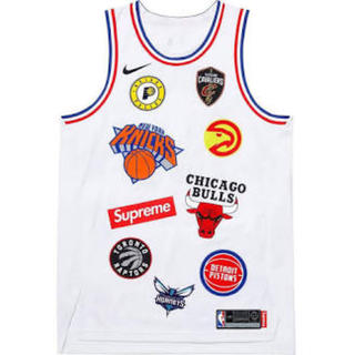 シュプリーム(Supreme)のSupreme Nike NBA Teams Authentic Jersey(タンクトップ)