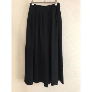 エムプルミエ(M-premier)のエムプルミエ パンツ 36 ブラック スカーチョ(その他)