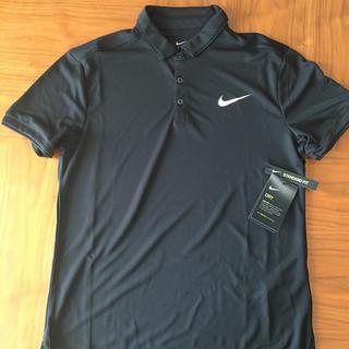 ナイキ(NIKE)のナイキ NIKE ブラック 黒 ポロシャツ DRY(ポロシャツ)