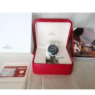 オメガ(OMEGA)のオメガ シーマスター プロフェッショナル コーアクシャル(腕時計(アナログ))